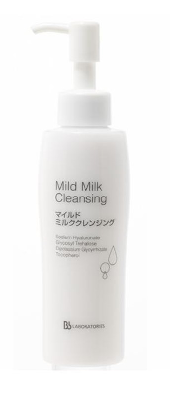 Молочко для деликатного очищения Mild milk cleansing